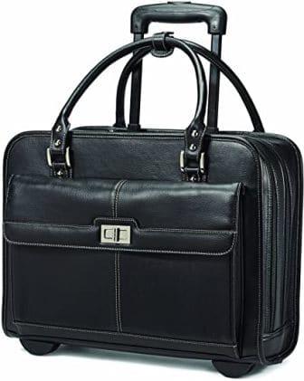 Samsonite Chic Mobile Office Organizer and Laptop Bag