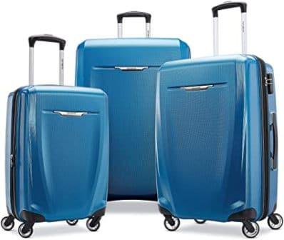Samsonite Winfield 3 DLX Luggage Set