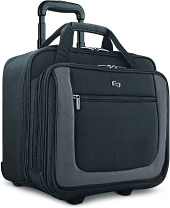 Solo New York Bryant Organized Mobile Office Laptop bag