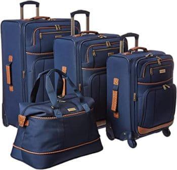 Tommy Bahama 4 Piece Expandable Luggage Set