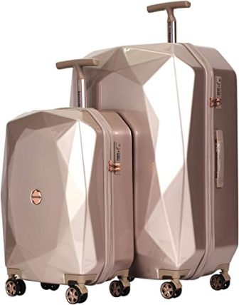 Travelers Club Luggage, 2 PC Set