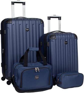 Travelers Club Midtown Luggage Set