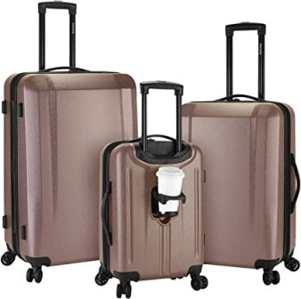 "kensie 3 Piece ""Victoria"" Luggage Set"