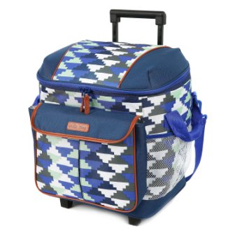 Arctic Zone Insulating Rolling Tote