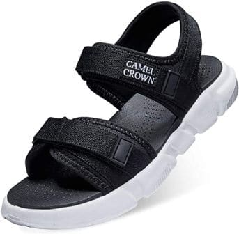 CAMELSPORTS Breathable & Waterproof Ladies Sandals for Travel & Beach