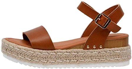 CUSHIONAIRE Women's Sandal