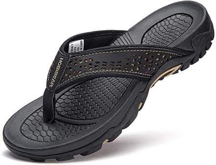 GUBARUN Flip Flops for Men Thong