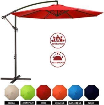MUCHENGHY Sunbrellas to Prevent Sunburn in Style