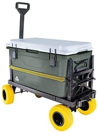 Mighty Max Cart Cooler and Fishing Cart