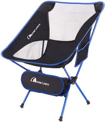 Moon Lence Outdoor Portable Backpack Chair