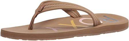 Roxy Vista Water-Friendly Beach sandal for Ladies