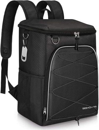 Seehonor Leak-proof Backpack Cooler