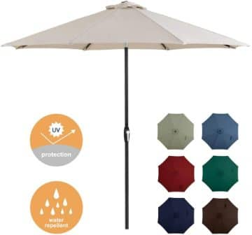 Tempera Water Repellent UV Protective Garden Sunbrella