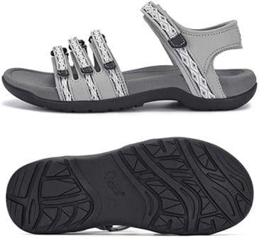 Viakix Stylish Comfortable and Versatile Sandals
