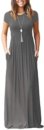 Viishow –Casual Maxi Long Casual Dress